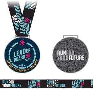 [Virtual] – Leaderboard SG February 2021 Virtual Challenge