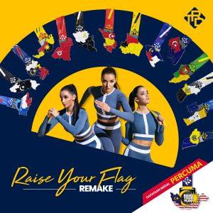 TRD Raise Your Flag Remake Virtual Run 2021