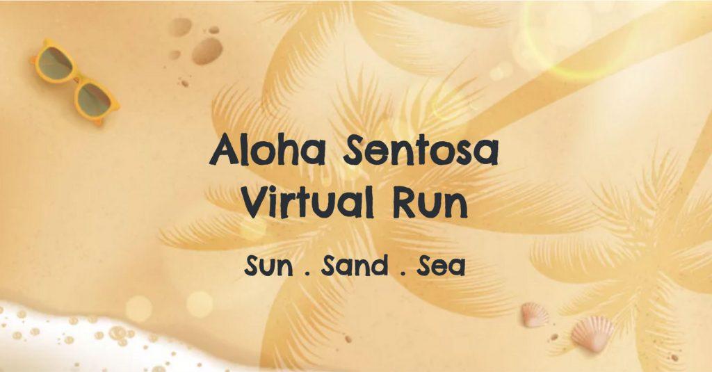 [Virtual] – Aloha Sentosa Virtual Run