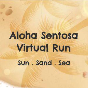 Aloha Sentosa Virtual Run 2021