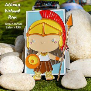 Athena Virtual Run 2021