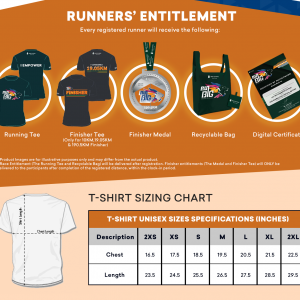 [Virtual] – NUS Giving Run Big 2021