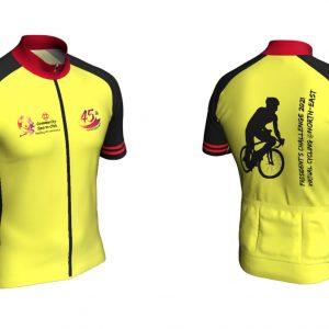 [Virtual] – President's Challenge 2021 Virtual Cycling @ North-East