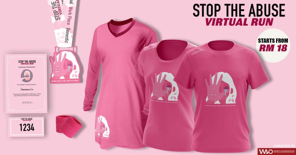 [Virtual] – Stop The Abuse Virtual Run