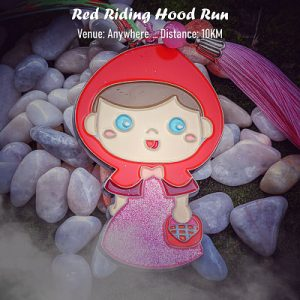 [Virtual] – Red Riding Hood Virtual Run