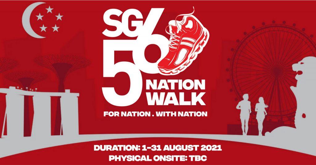 [Virtual] – SG56 Nation Walk