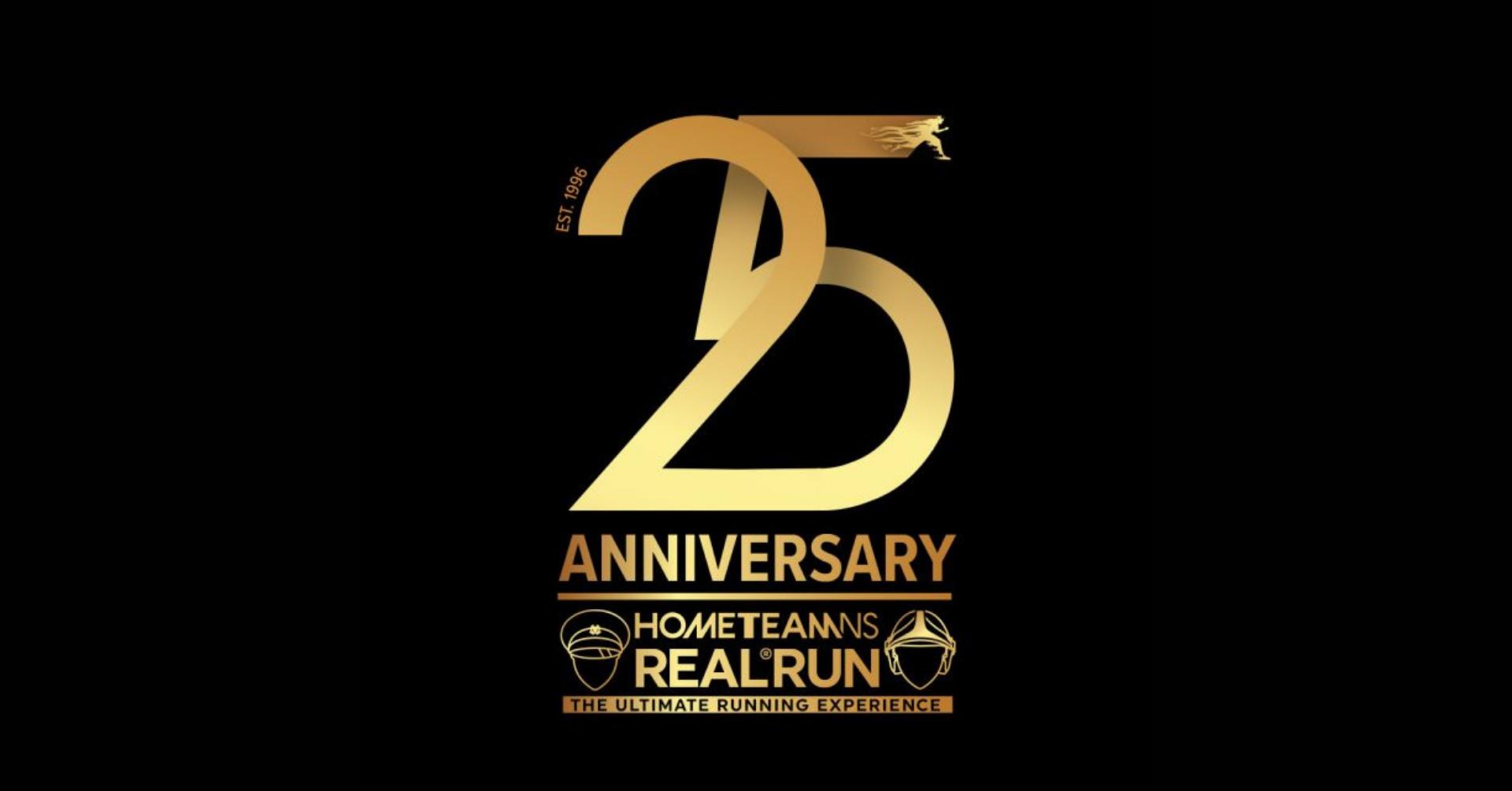 Logo of REAL® Run 2021 – 25th Anniversary