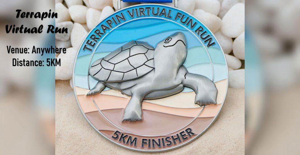 [Virtual] – Terrapin Virtual Run