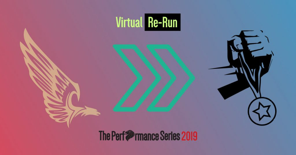 [Virtual] – The Performance Series 2019 Re-Run