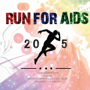 Run for AIDS 2015