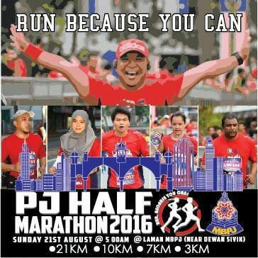 PJ Half Marathon 2016