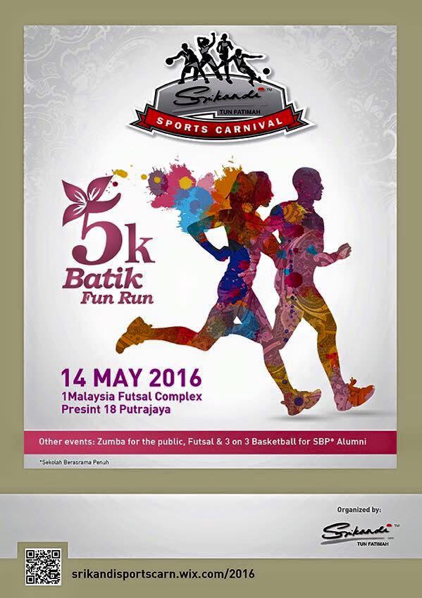 Batik Fun Run 2016