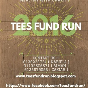 Tees Fund Run 2016