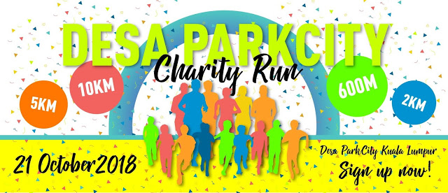 Desa Parkcity Charity Run 2018
