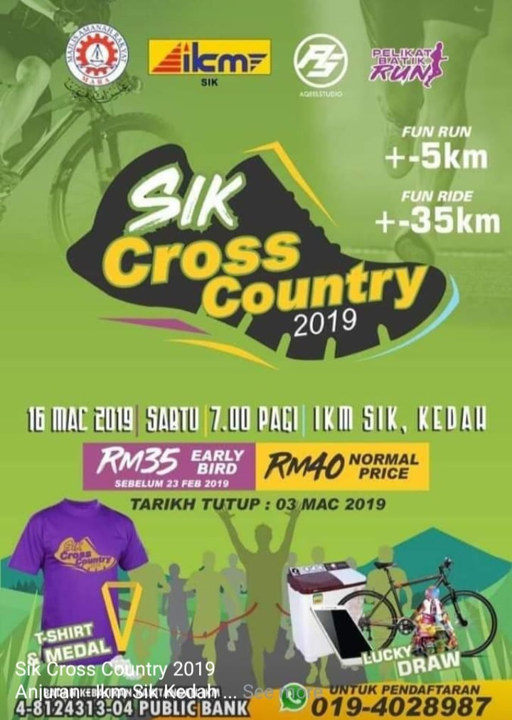 Sik Cross Country 2019
