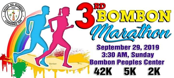 3rd Bombon Marathon 2019