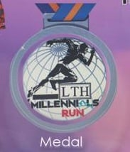 Finisher medal