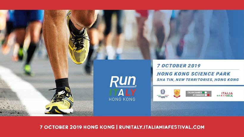RunITALY Hong Kong 2019