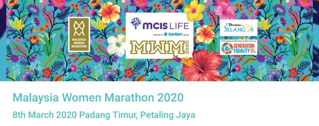 Malaysian Women Marathon 2020