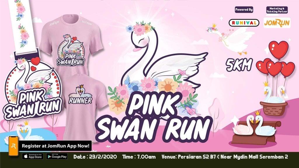 Pink Swan 5KM Run 2020