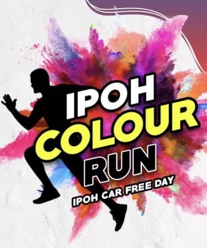 Ipoh Colour Run 2019