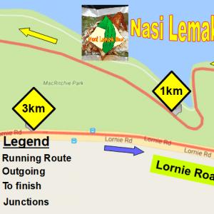 Nasi Lemak Run 2020