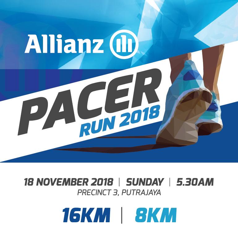 Allianz Pacer Run 2018