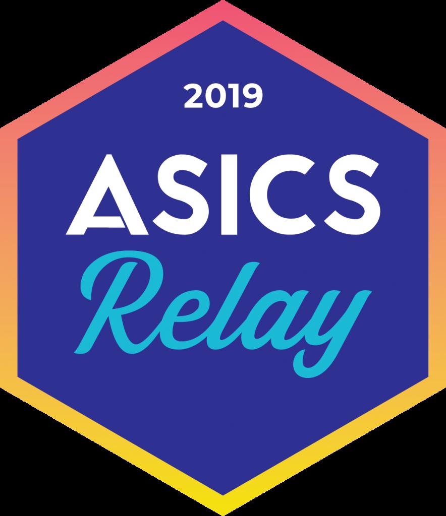 ASICS Relay Singapore 2019