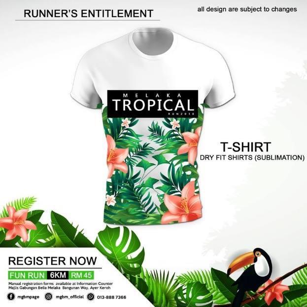 Melaka Tropical Run 2018