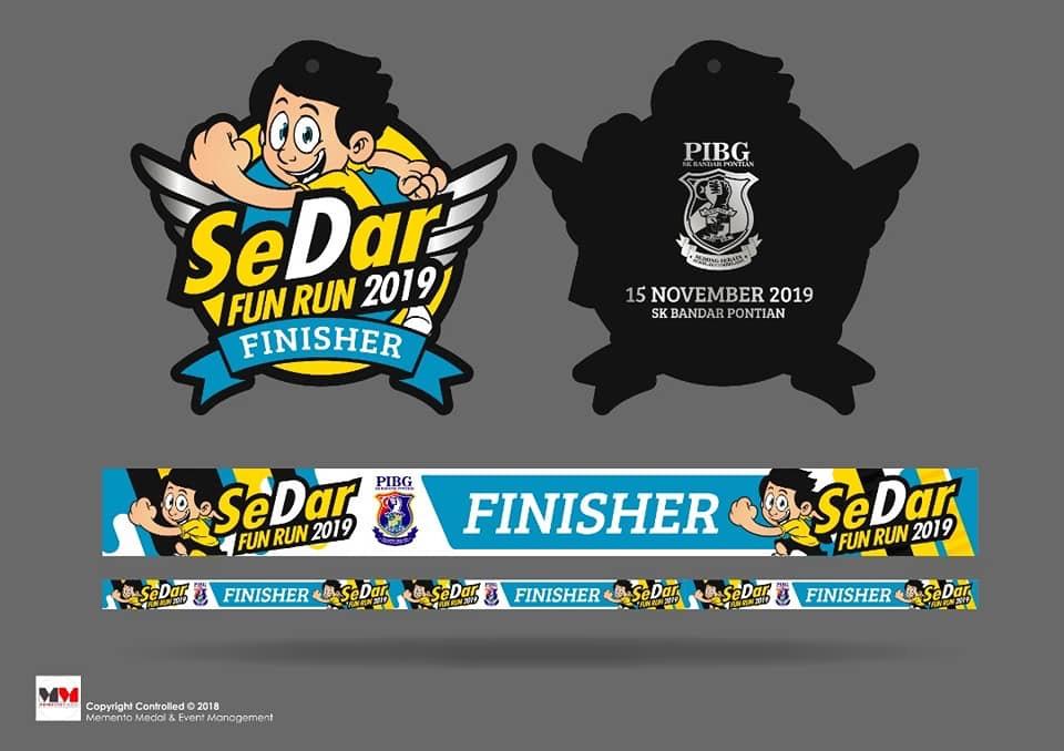 SeDar Fun Run 2019
