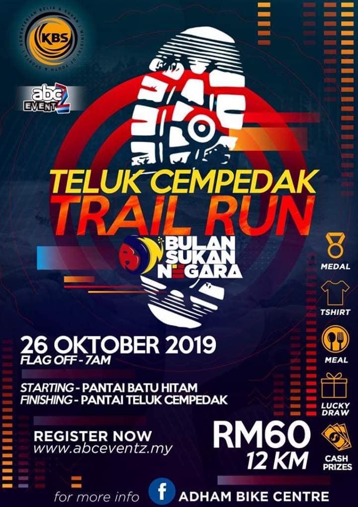 Teluk Chempedak Trail Run 2019
