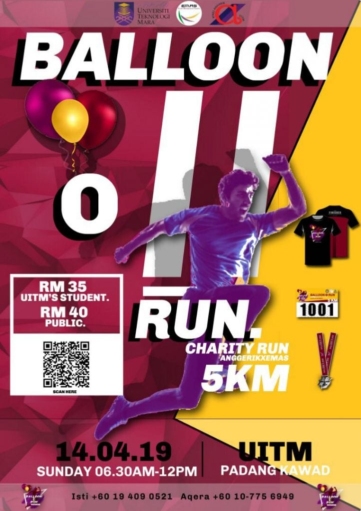 Balloon O Run 2019