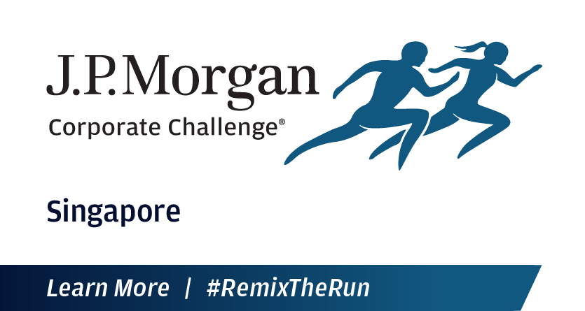 Logo of J.P. Morgan Corporate Challenge 2020