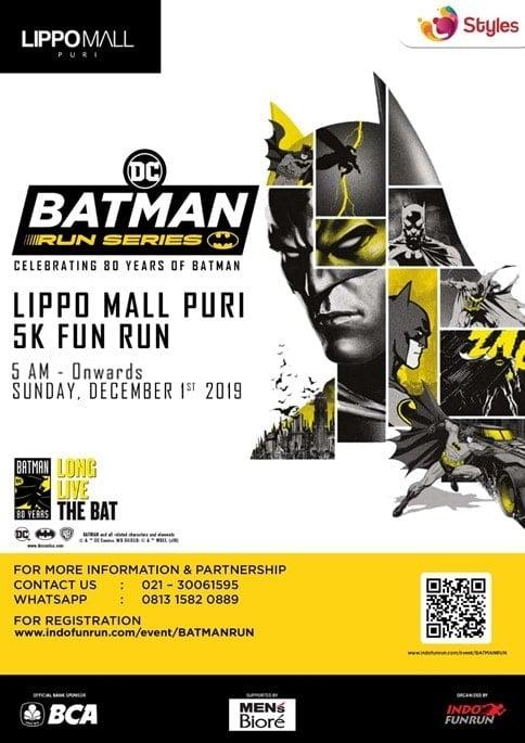 Batman Run 2019 – Indonesia