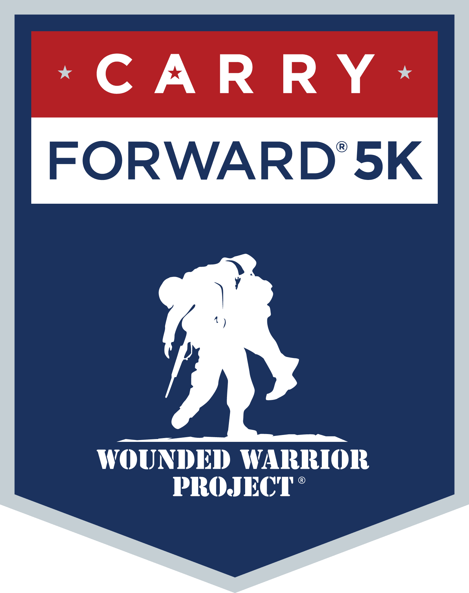 Logo of Carry Forward 5K Virtual Run 2020