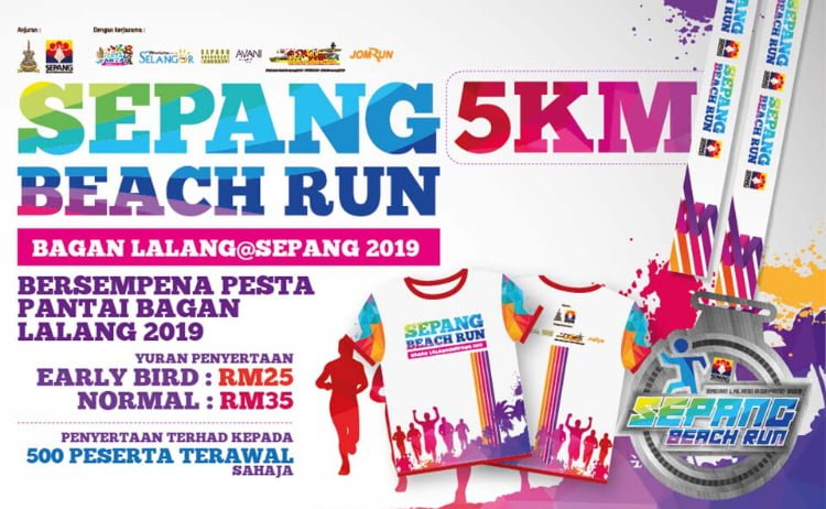 Sepang Beach Run 2019