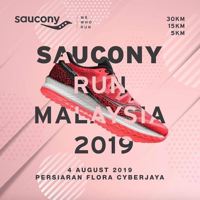 Saucony Run Malaysia 2019