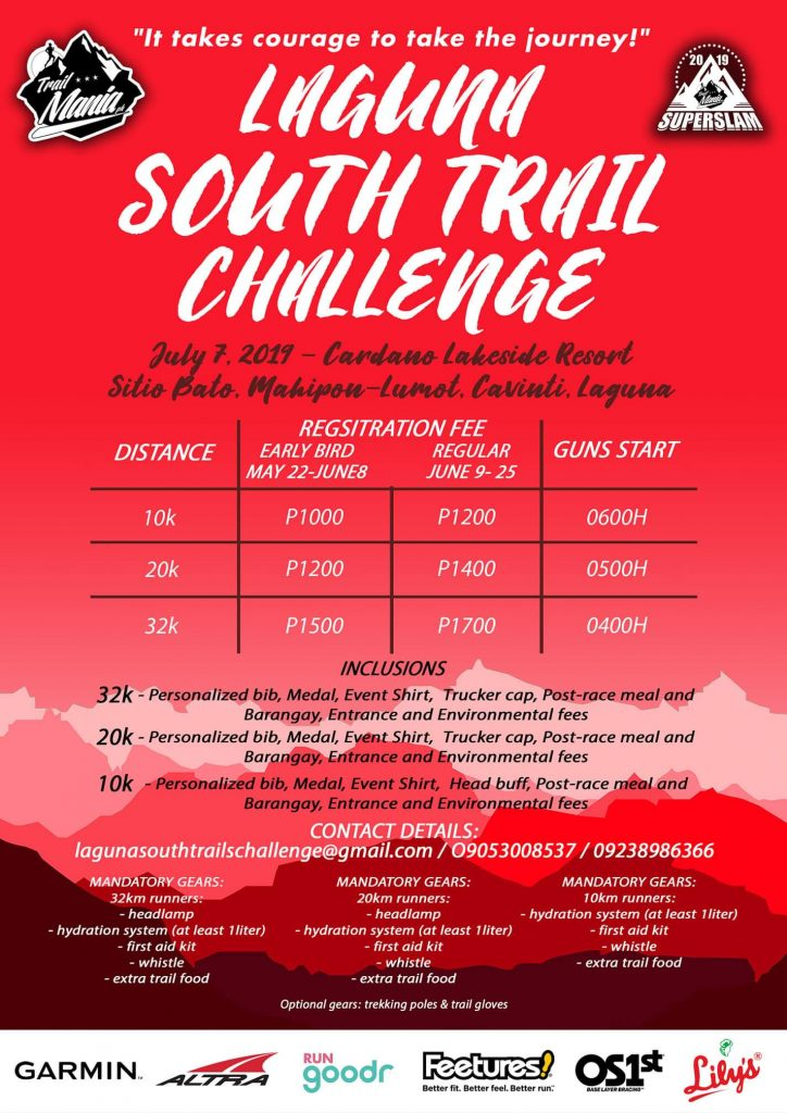 Laguna South Trail Challenge 2019