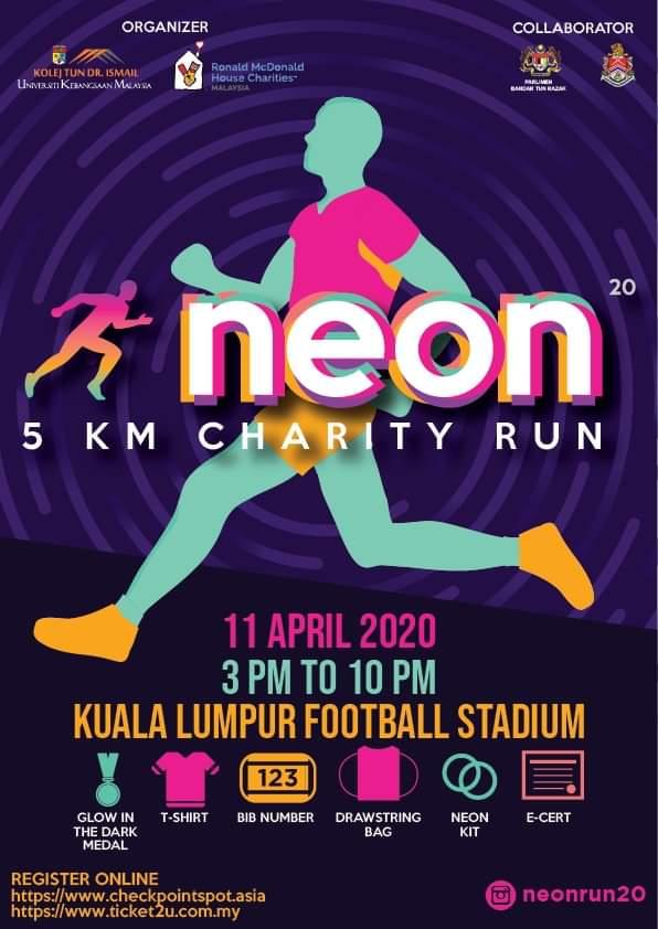 Neon Charity Run 2020