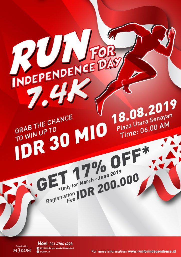 Run For Independence Day (RFID) 2019