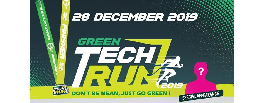 GreenTech Run 2019