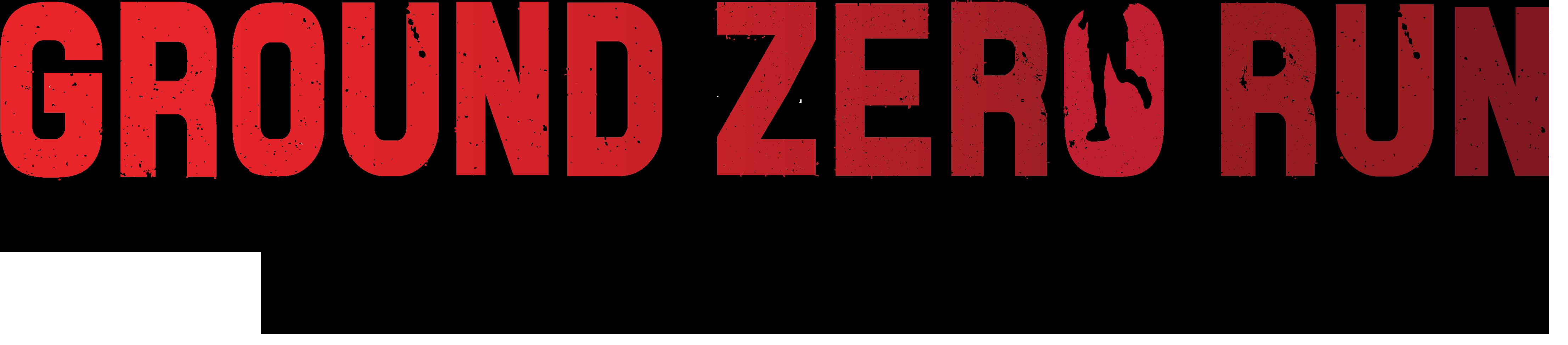 Logo of Ground Zero Run Virtual Challenge 2020