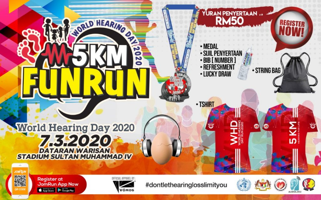 World Hearing Day Fun Run 2020