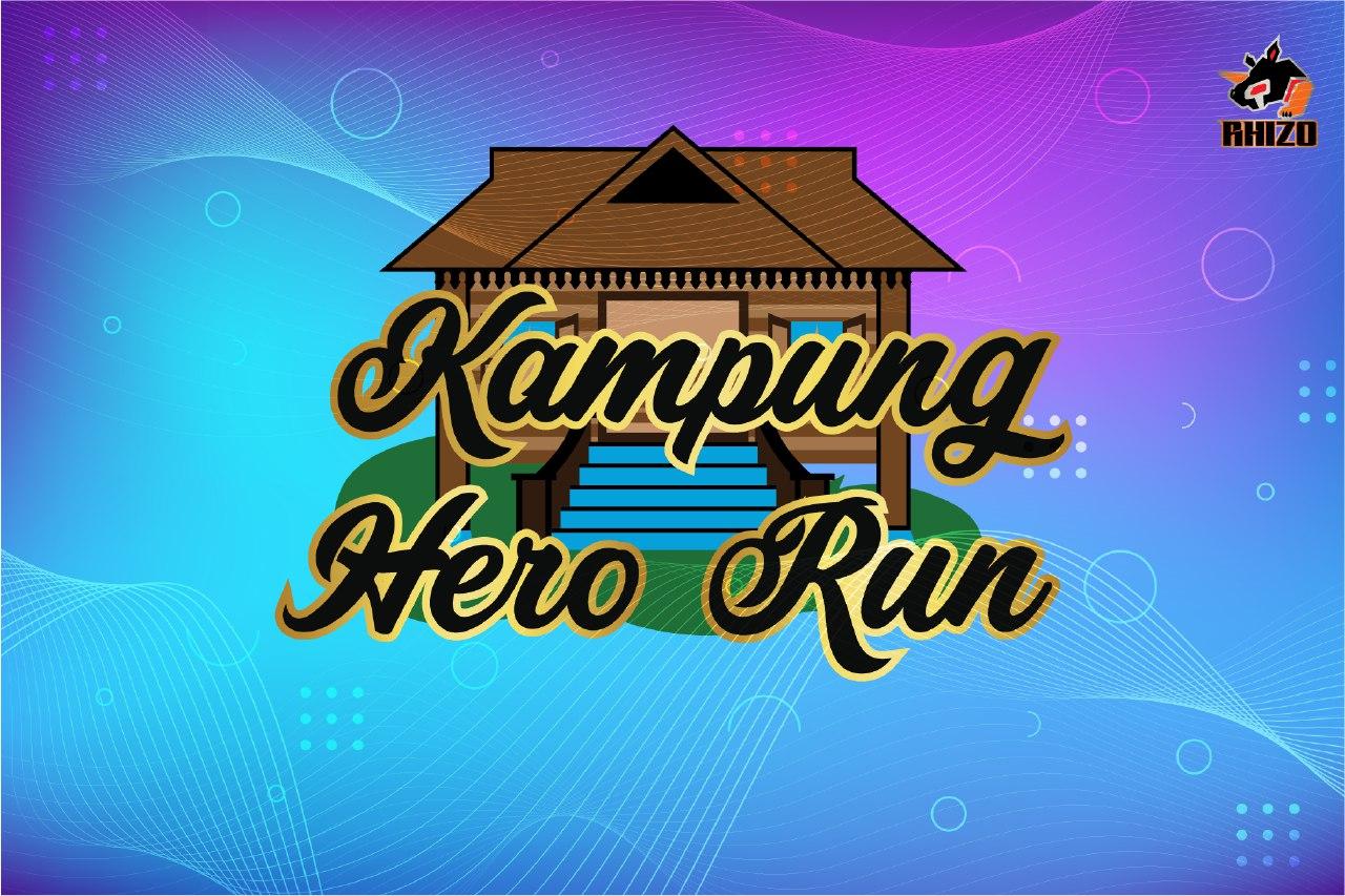 Logo of Kampung Hero Run 2019