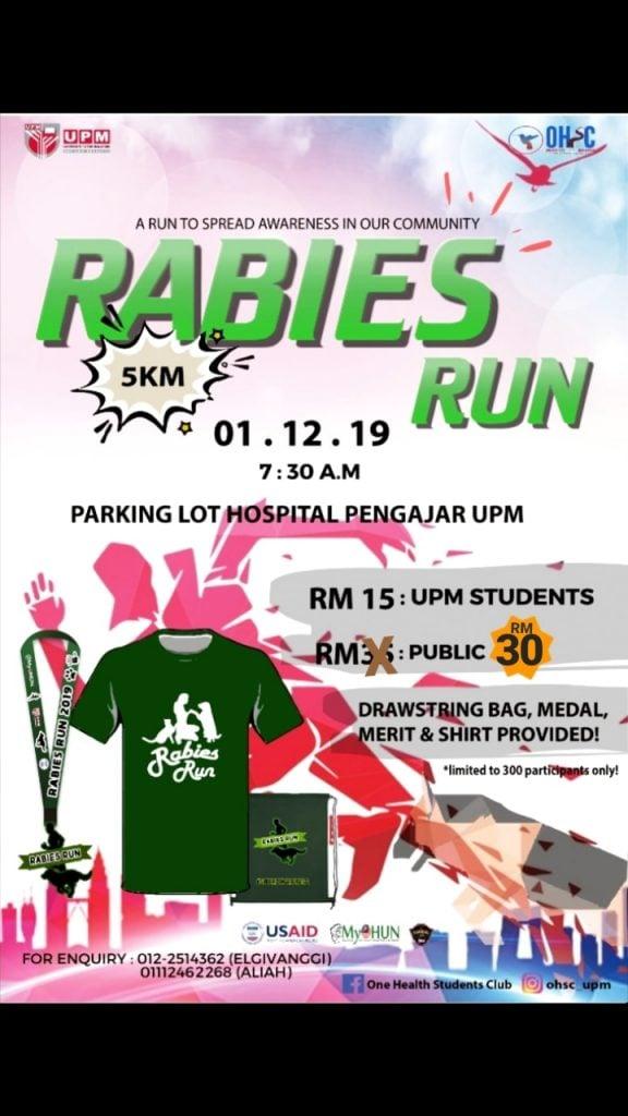 Rabies Run 2019