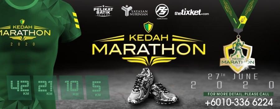 Kedah Marathon 2020