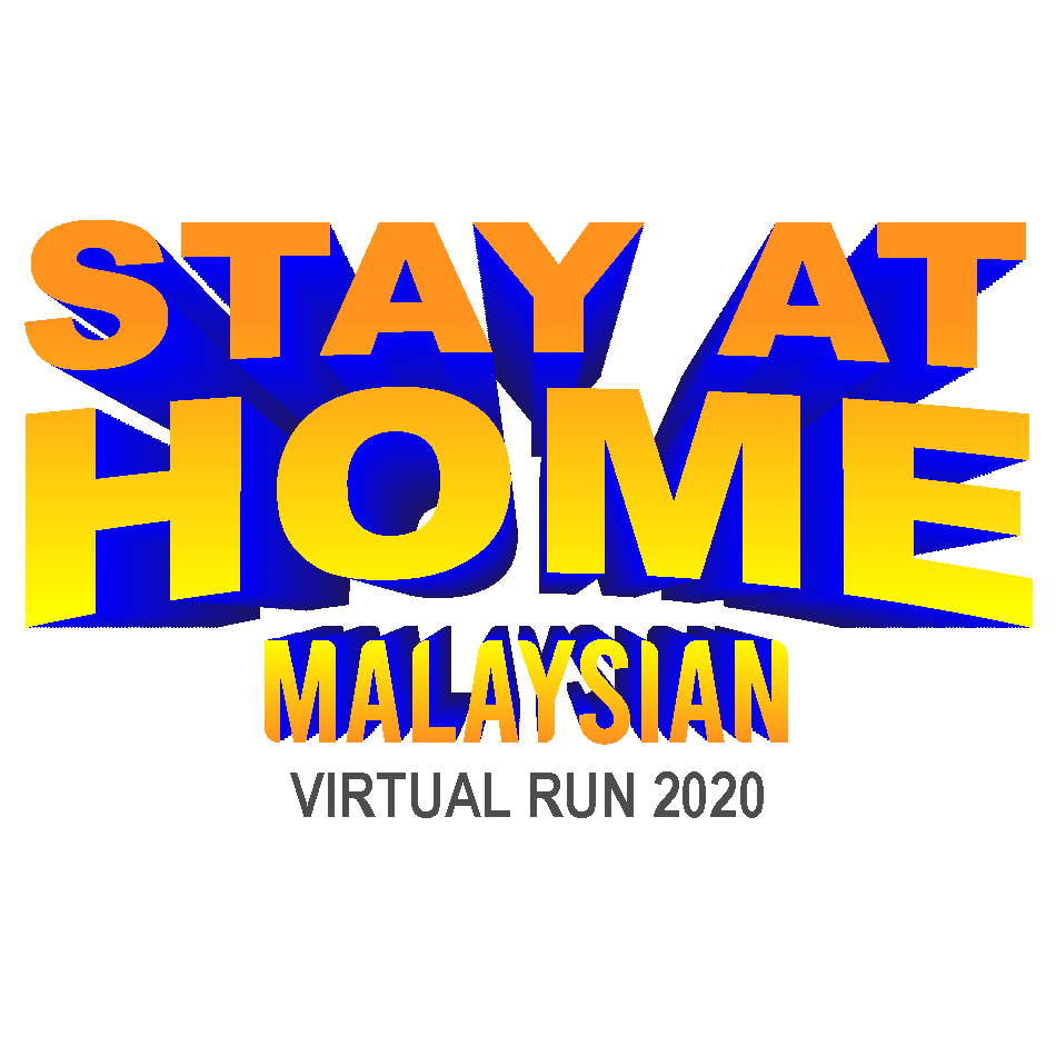 Logo of Stay At Home Virtual Run 2020 (Malaysia)