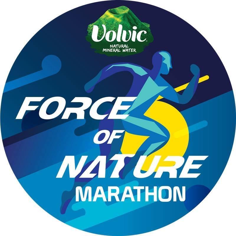 Volvic Force Of Nature Marathon 2019