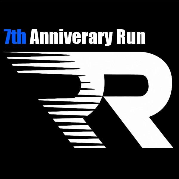 Ridge Runners 7th Anniversary Run 2019