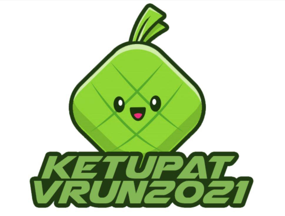 Logo of Ketupat Virtual Run 2021